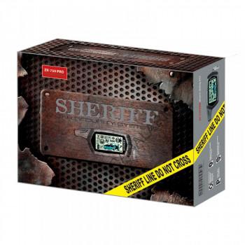 Автосигнализация Sheriff ZX-750 Pro