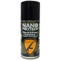 Оружейная смазка нового поколения NANOPROTECH