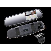Зеркало-видеорегистратор Swat VDR-U4