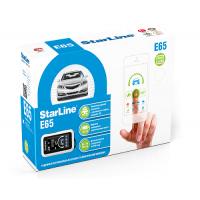 Автосигнализация Starline E65 Can+lin
