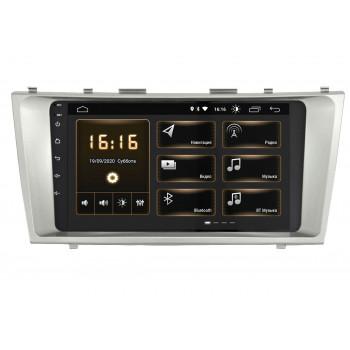Штатная магнитола INCAR XTA-2211 для Toyota Camry (2006-2011 V40) Android 10