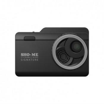 Видеорегистратор с радар-детктором Sho-me Combo Slim Signature