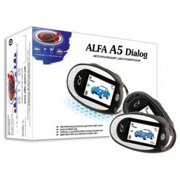 Автосигнализация Alfa A-5